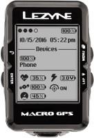 Lezyne Macro GPS Cycling Computer sport factory