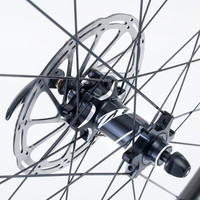 Zipp 404 Firecrest Carbon Clincher Tubeless Disc Brake 6 bolt