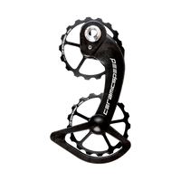 CeramicSpeed Shimano 10/11 Speed OSPW Kit Black Coated