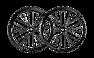Enve SES 4.5 AR Disc Tubeless Clincher Wheelset DT240 Centerlock