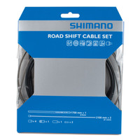 Shimano PTFE Shift Cable Set black
