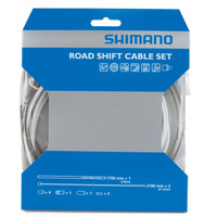 Shimano PTFE Shift Cable Set white