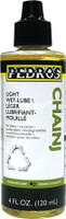Pedros ChainJ Chain Lube 4oz bicycle chain lube for wet to mixed conditions
