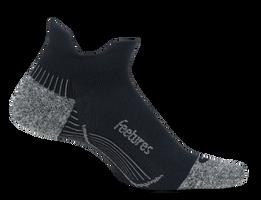 Feetures Plantar Fasciitis Relief Sock black sport factory