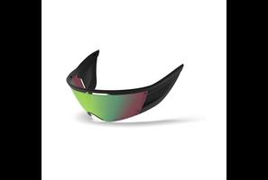 Giro Vanquish Replacement Eye Shield lens vivid emerald