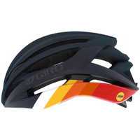 Giro Syntax MIPS Helmet matte matte midnight bars tricolor