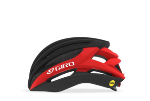 Giro Syntax MIPS Helmet matte black bright red sport factory