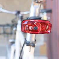 PDW Gravity Plus Tailight with Autobrake brake light bicycle light