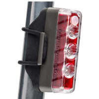 Blackburn Dayblazer 125 Lumen Rear Bicycle Light seatpost mount
