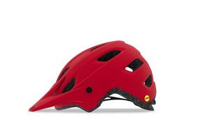 Giro Cartelle MIPS matte dark red