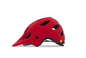 Giro Cartelle MIPS matte dark red