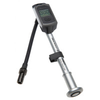 Blackburn Honest Digital Shock Pump for mountain bikes