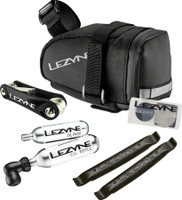 Lezyne M-Caddy Seat Bag with CO2, Rap6 Tool, SmartKit, and Tire Levers sport factory