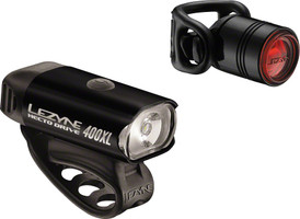 Lezyne Hecto 400XL and Femto Headlight and Taillight Set sport factory