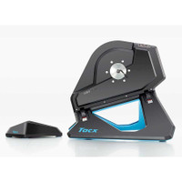 Tacx Flux 2 Smart comes with front wheel block