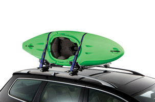 Thule Hull-A-Port simple, sleek design