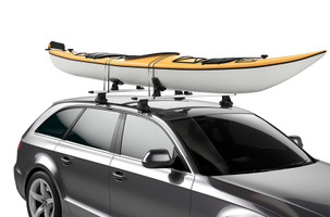 Thule DockGlide 896 easy load and unload