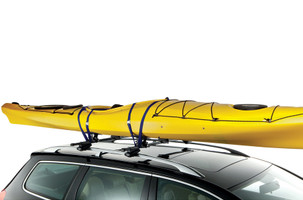 Thule Top Deck conforms to most hull shapes