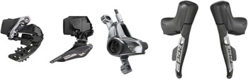 SRAM Red eTap AXS 2x Post Mount HRD Electronic Groupset disc brake
