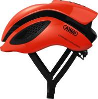 Abus Gamechanger Helmet shrimp orange sport factory