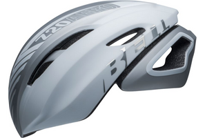 Bell Z20 Aero MIPS matte gloss white silver sport factory
