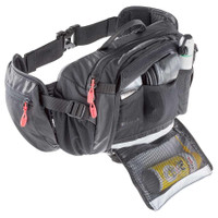 EVOC Hip Pack Race 3L + 1.5L Bladder storage compartment