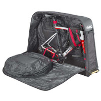 EVOC Bike Travel Bag Pro fits most bikes