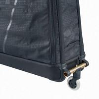 EVOC Bike Travel Bag Pro rolling design for easy transport