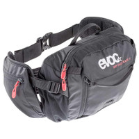 EVOC Hip Pack Race 3L + 1.5L black no bladder sport factory