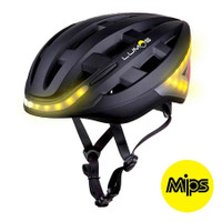 Lumos Kickstart MIPS Helmet With Brake Turn Signal Lights sport factory