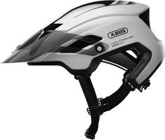 Abus Montrailer white off road MTB helmet