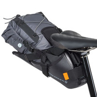 Blackburn Outpost Elite Universal Seat Pack and Dry Bag two part system