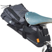 Blackburn Outpost Elite Universal Seat Pack and Dry Bag removable