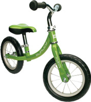Burley Mykick Balance Bike green