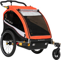 Burley Cub X child trailer