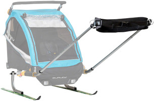 Burley Ski Kit for Burley child trailers
