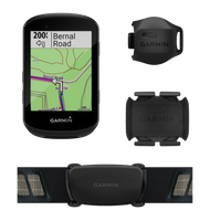 Garmin Edge 530 with Sensor Bundle sport factory