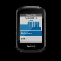 Garmin Edge 530 threshold test