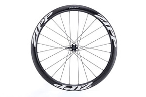 Zipp 303 Firecrest Tubular Disc Brake front white sport factory