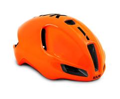 Kask Utopia flou orange black sport factory