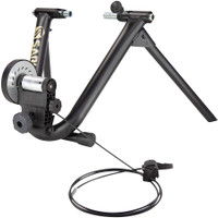Saris Mag+ Trainer Adjustable Resistance handlebar remote