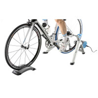 Tacx Flow Smart on the bike zwift