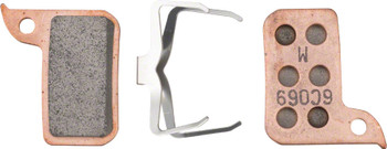 SRAM Disc Brake Pads - Sintered Compound, Steel Backed sport factory