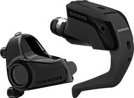 SRAM S900 Aero Disc Brake and Lever Flat Mount front sport factory
