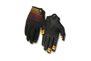 Giro DND Long Finger Gloves matte black heatwave