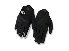 Giro Tessa LF Womens Long Finger cycling gloves sport factory black