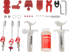 SRAM PRO Disc Brake Bleed Kit with Fluid sport factory