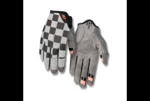 Giro LA DND Womens Gloves checkered peach