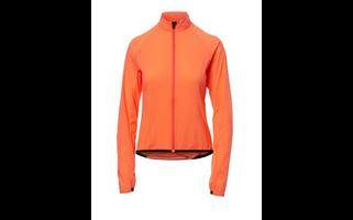 Giro Womens Chrono Expert Wind Jacket peach sport factory