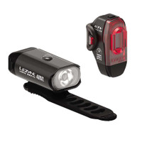 Lezyne Mini Drive 400XL / KTV Pro Light Set on sale sport factory